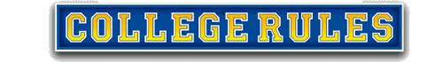 collegerules logo